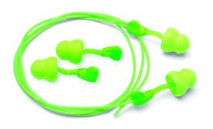 Glide® Foam Twist-In Earplugs